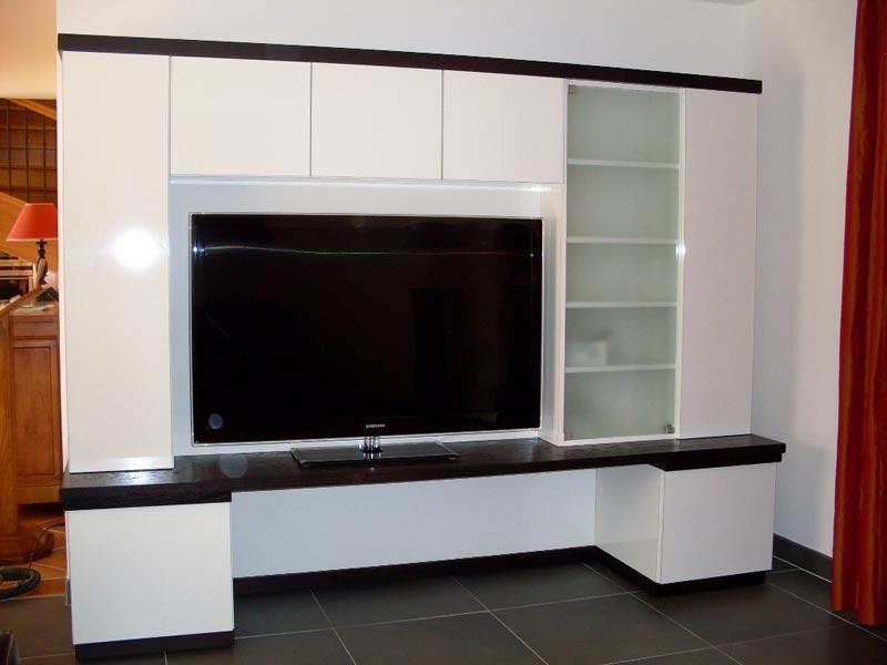 Ebeniste menuisier cr ation de meubles b niste - Meuble pour separer cuisine salon ...