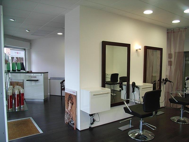 Coiffeur Salon Moderne La Chaux De Fonds