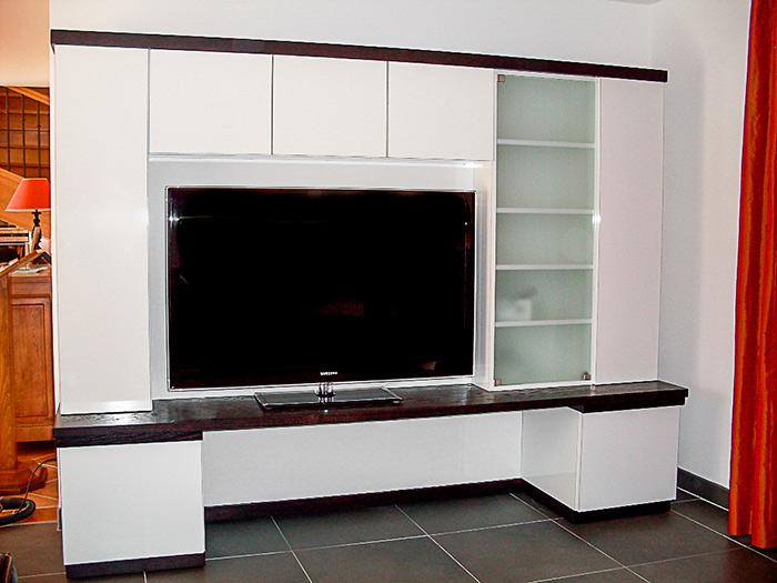 Meuble TV, Banquette